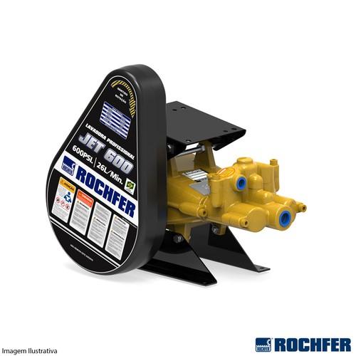 Lavadora JET 600 ROCHFER - Fixa sem Motor - Básica