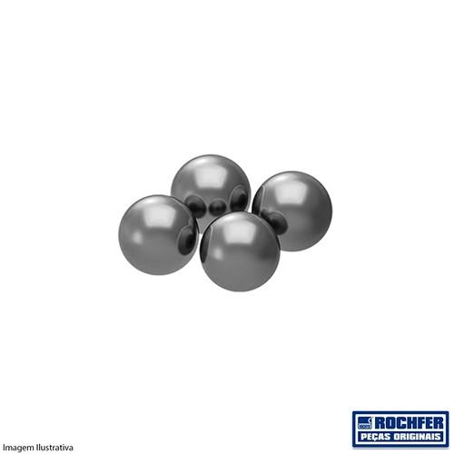 Esferas para Válvulas A-PB/MS/MSG/MSU (4 un.)