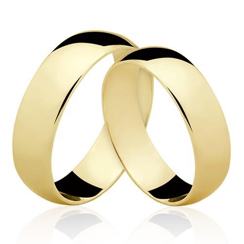 Alianças de Ouro 18/750 AL05
