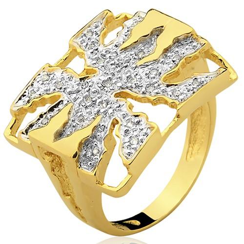 Anel de Ouro 18k/750 AN101