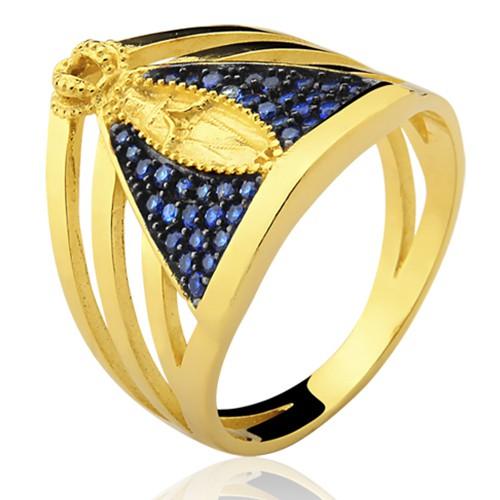 Anel de Ouro 18k/750 AN102