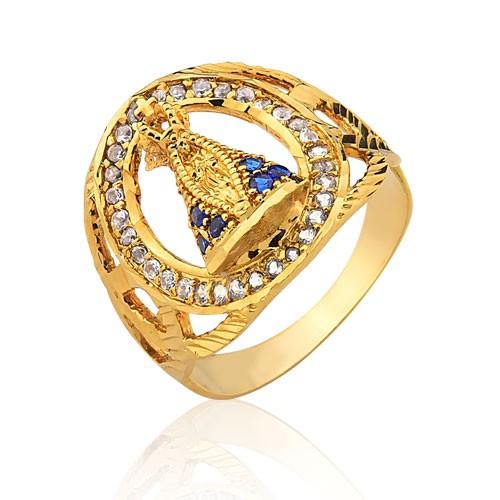 Anel de Ouro 18k/750 AN151