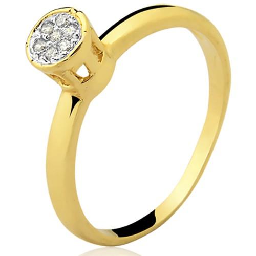 Anel de Ouro 18k/750 AN93