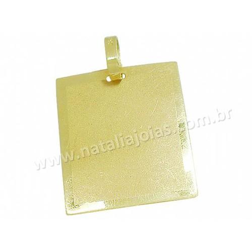 Pingente de Ouro 18k/750 PG56