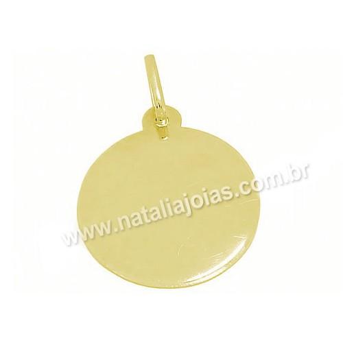 Fotogravaçao em Ouro 18k/750 PS11