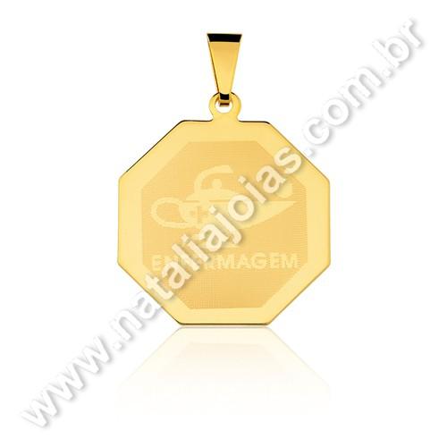 Pingente de Formatura em Ouro 18k/750 PFL70