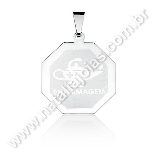 Pingente de Formatura em Prata 925 PG119