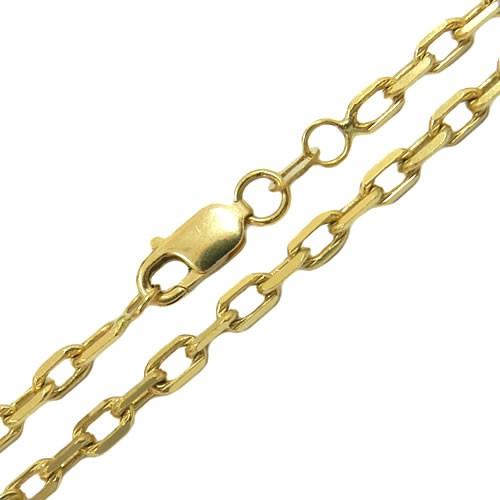 Corrente Cartier em Ouro 18K Maciça 70cm