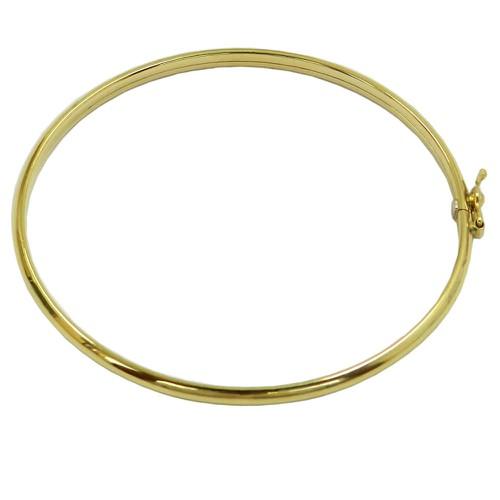Bracelete de Ouro 18K Infantil