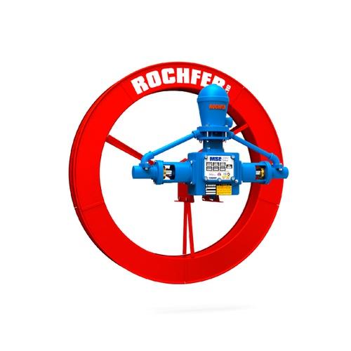 Bomba Rochfer Mse-32 + Roda Dágua 1,10x0,13m + Mini Suporte