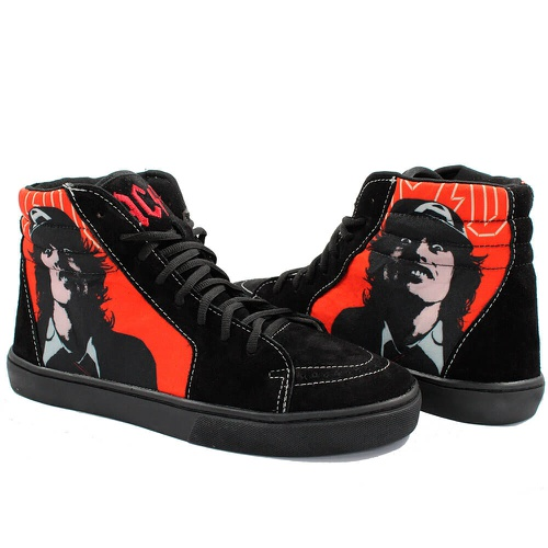 Ac/Dc Lock Up Your Daughters - 012 - BANDSHOES
