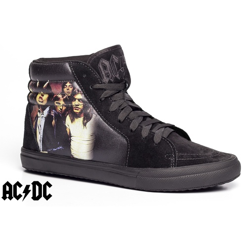 Ac/Dc Higway To Hell - 011 - BANDSHOES