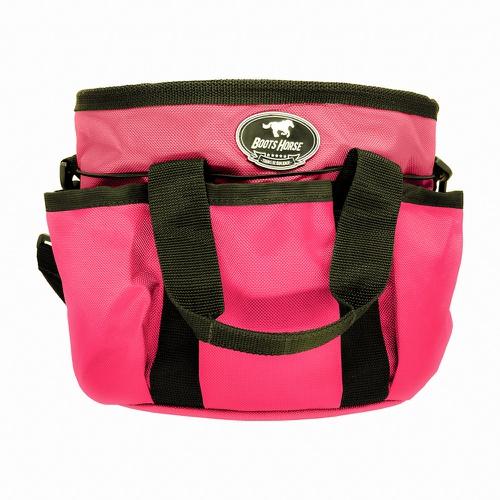 Bolsa Porta Materiais para Cavalo Boots Horse Rosa - Cavalaria Shop