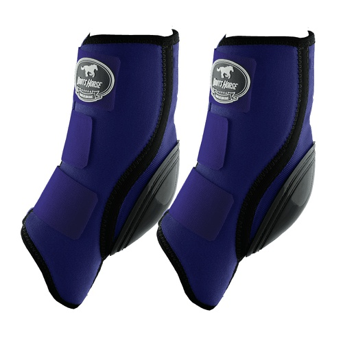 Skid Boot Azul Marinho- Boots Horse - Cavalaria Shop