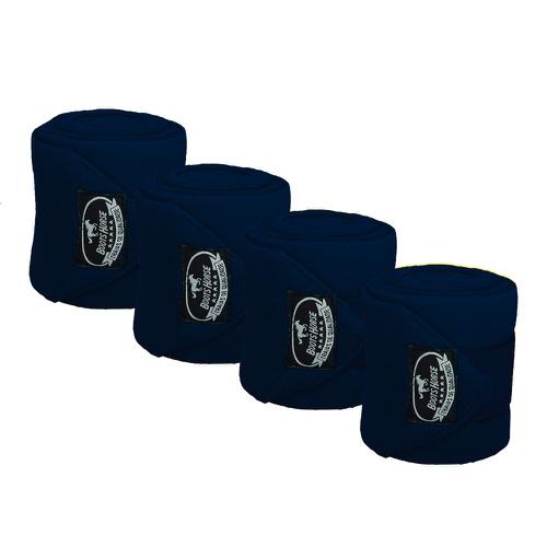 Liga de Descanso Azul Marinho Boots Horse - Cavalaria Shop