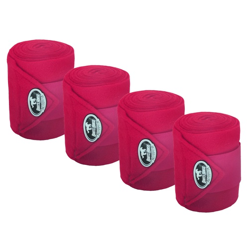 Liga de Descanso c/ Stretch Pink Boots Horse - Cavalaria Shop