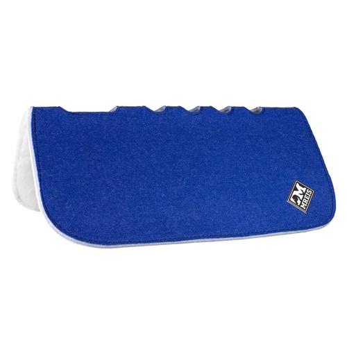Manta Feltro para Mini Ponei Azul 50cm x 50cm Mrei - Cavalaria Shop