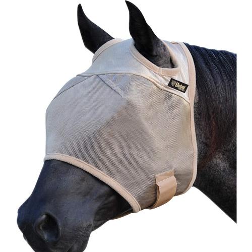 Máscara de Proteção para Cavalos Dourada Cashel - Cavalaria Shop