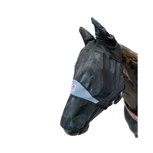 Máscara de Proteção para Cavalos Longa Fly Mask - ... - Cavalaria Shop