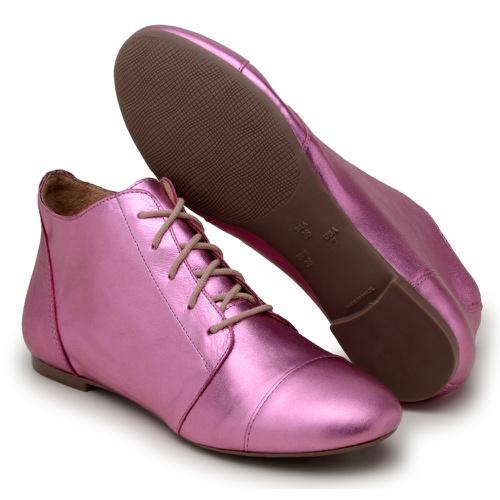 Bota Cano Curto Feminina Couro - Cavalaria® 3461RS... - Cavalaria Shop
