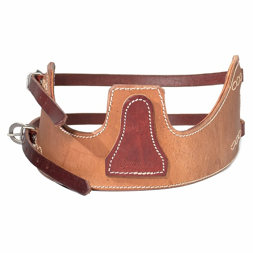 Coleira para Aerofagia em Couro Boots Horse - Cavalaria Shop