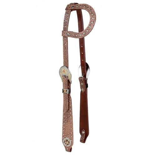 Cabeçada Boots horse 1 orelha c/ Fivela Importada ... - Cavalaria Shop