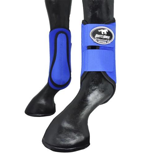 Caneleira Azul - Boots Horse - Cavalaria Shop