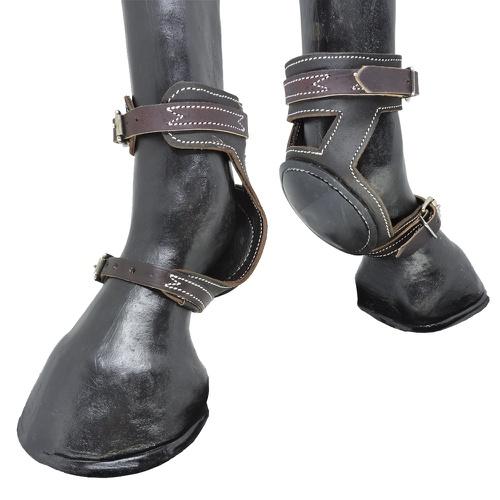 Skid Boot em Couro - Boots Horse - Cavalaria Shop