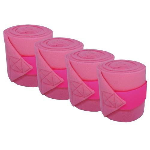 Liga de Descanso Pink para Cavalo Partrade