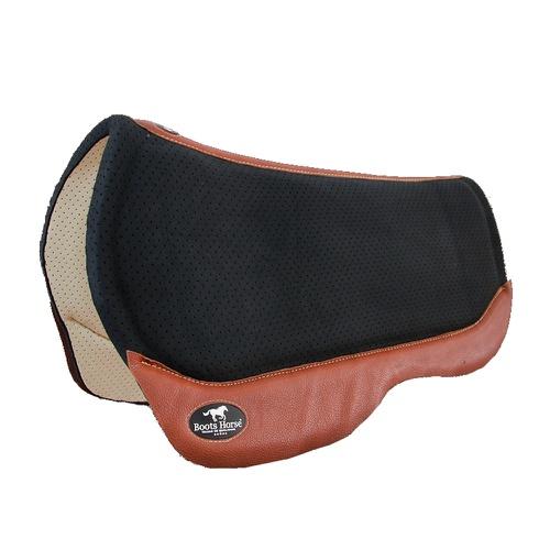 Manta Boots Horse Air Max Pad Tambor Redonda - Ort... - Cavalaria Shop