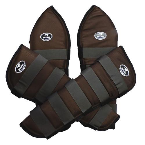 Protetor de Viagem Boots Horse Marrom