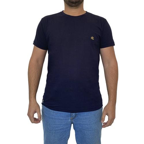 Camiseta CAVALARIA Básica - Azul Marinho