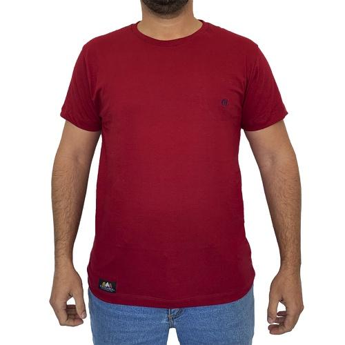 Camiseta CAVALARIA Básica - Vinho