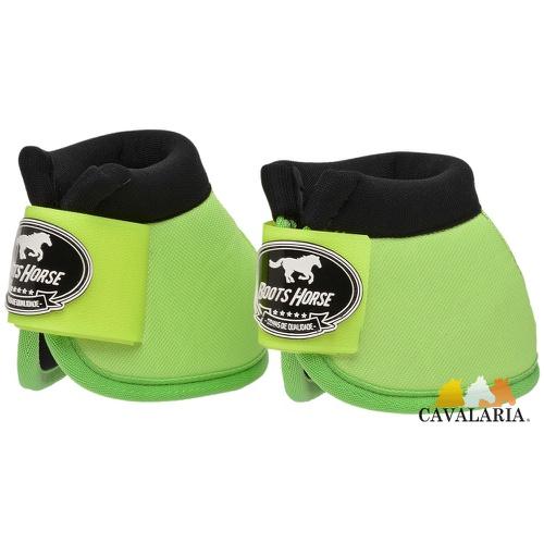 Cloche em Neoprene Verde Limão - Boots Horse - Cavalaria Shop