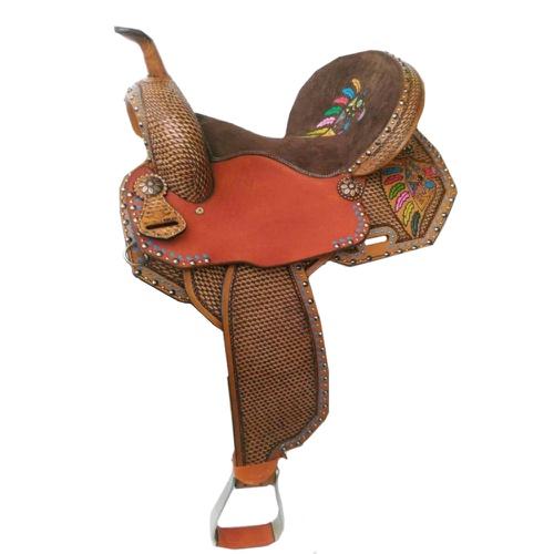 Sela Artesanal para Tambor - Master Selas MS1016 - Cavalaria Shop