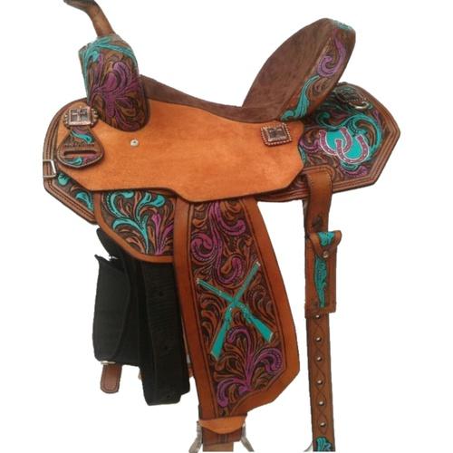 Sela Artesanal para Tambor - Master Selas MS 1004 - Cavalaria Shop