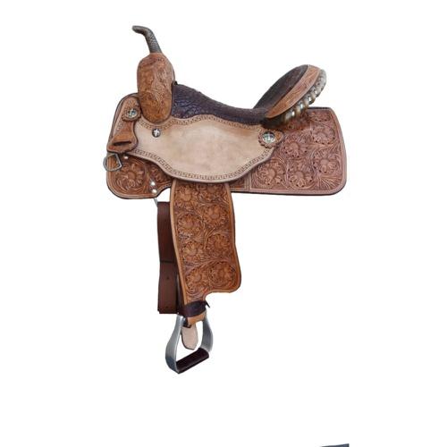 Sela Artesanal para Tambor - Pro Horse PH1019 - Cavalaria Shop