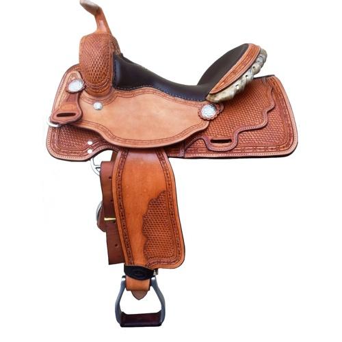 Sela Artesanal para Tambor - Pro Horse PH1021 - Cavalaria Shop