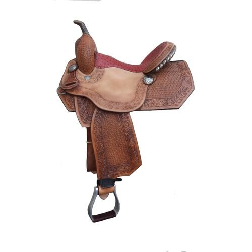 Sela Artesanal para Tambor - Pro Horse PH1022 - Cavalaria Shop