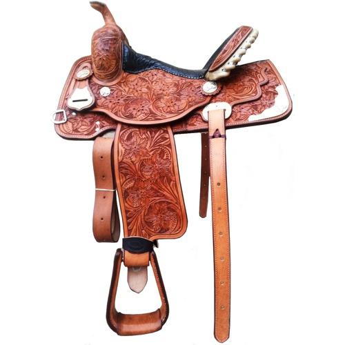 Sela Artesanal para Tambor - Pro Horse PH1023 - Cavalaria Shop