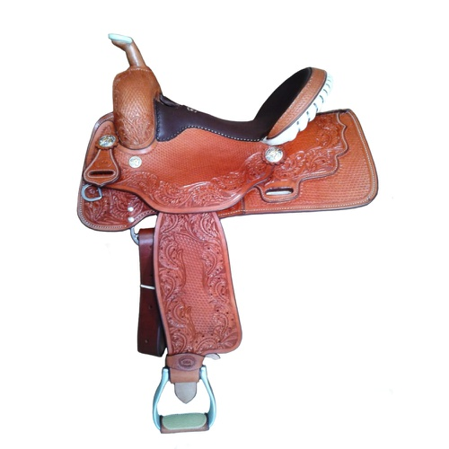 Sela Artesanal para Tambor - Pro Horse PH1024 - Cavalaria Shop