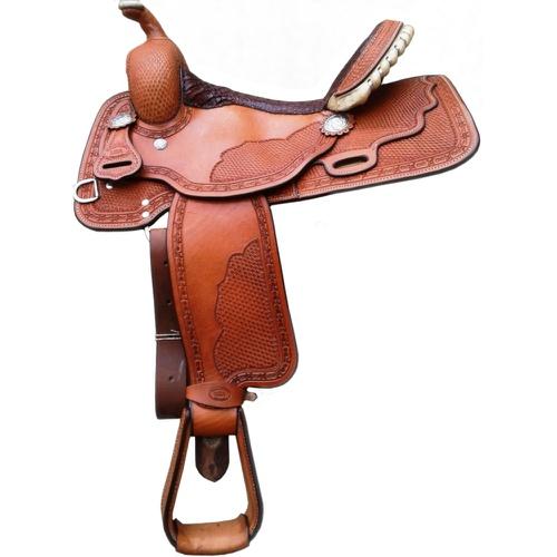 Sela Artesanal para Tambor - Pro Horse PH1025 - Cavalaria Shop