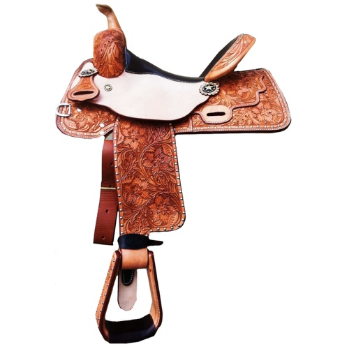Sela Artesanal para Tambor - Pro Horse ph1029 - Cavalaria Shop