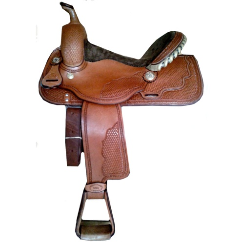 Sela Artesanal para Tambor - Pro Horse PH10345 - Cavalaria Shop