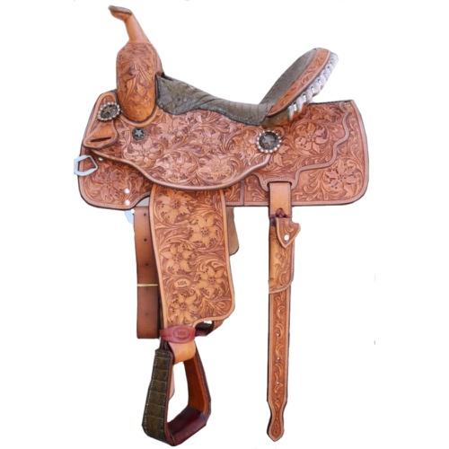 Sela Artesanal para Tambor - Pro Horse PH1035 - Cavalaria Shop