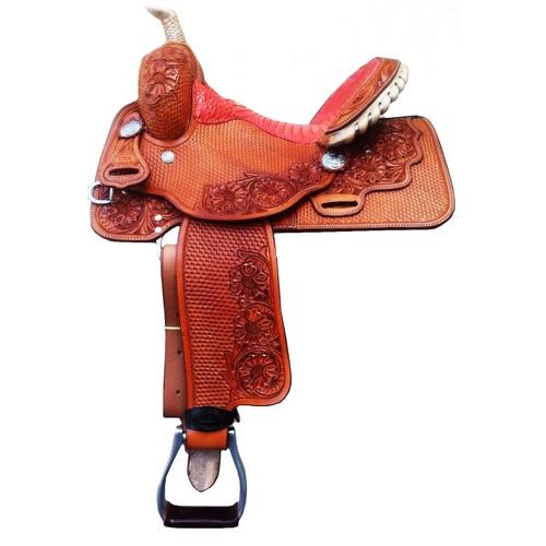 Sela Artesanal para Tambor - Pro Horse PH1038 - Cavalaria Shop