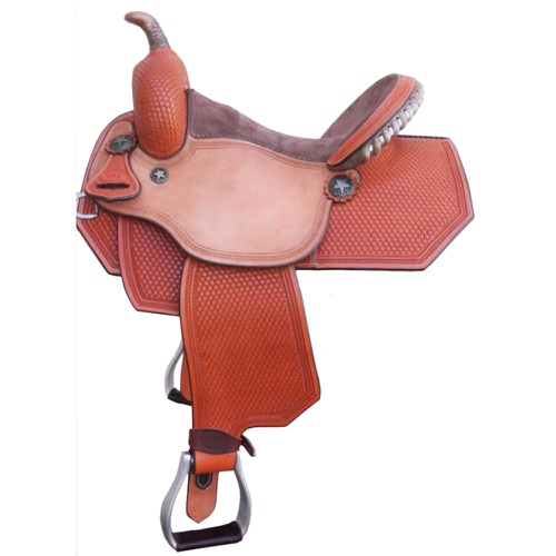 Sela Artesanal para Tambor - Pro Horse PH1040 - Cavalaria Shop