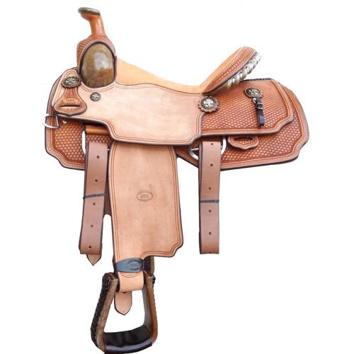 Sela Artesanal para Team Roping - Pro Horse PH1009 - Cavalaria Shop