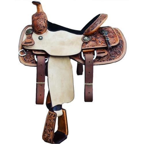 Sela Artesanal para Team Roping - Pro Horse PH1011 - Cavalaria Shop