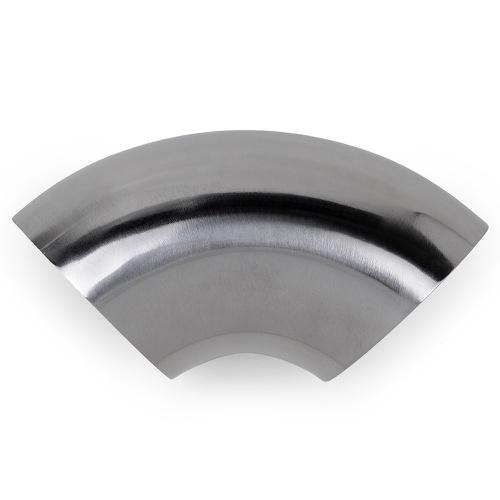 Curva 90G Inox 304 1.5mm de 3,0 Polegadas